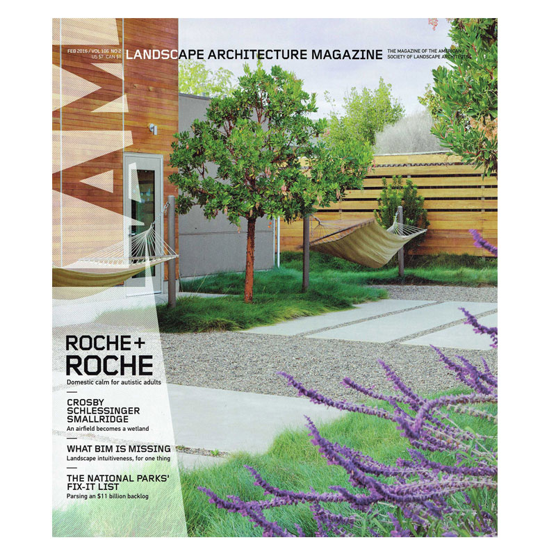 landscape architecture magazine sweetwater spectrum feature article